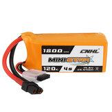 CNHL MINISTAR 14,8 V 1800 mAh 120C 4S Bateria Lipo XT60 Wtyczka do drona RC Racing