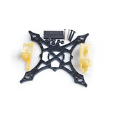 Geelang WASP 85X Toothpick Part Carbon Fiber 2.5mm Frame Bottom Plate for RC Drone FPV Racing