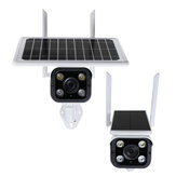 HD 4G Security Network WiFi Intelligent Camera Outdoor Household Solar Wireless Monitor Camera