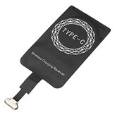 Bakeey Type C Qi Wireless Charger Receiver Charging Adapter For Oneplus 5 5t 6 Mi A1 S8