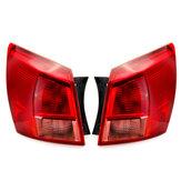 Äußere hintere Rückleuchte rot links / rechts ohne Kabelbaum für Nissan Qashqai 2007-2010