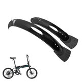 FIIDO D4S 20 Inches Folding Moped Bicycle Fenders Front/Rear Mud Guards Set Cycling Bike Fender