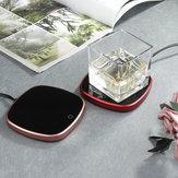 Plateau électrique café thé usb chauffe-tasse chauffe-tasse boisson pad pad bureau