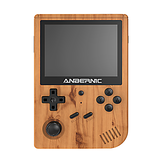 ANBERNIC RG351V 48GB 5000 Games Handheld Game Console para PSP PS1 NDS N64 MD PCE RK3326 Open Source Wifi Vibration Retro Video Game Player 3,5 polegadas IPS Display