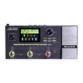 MOOER GE200 Amp modelowanie i pedał wielu efektów 55 modeli wzmacniaczy 26 modeli z głośnikami 70 efektów 52s Looper 40 wzorów perkusji