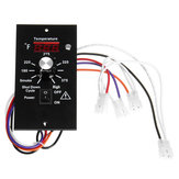 Upgrade 120V Digital Temperature Controller Thermostat Board Fits For TRAEGER All Models BAC23