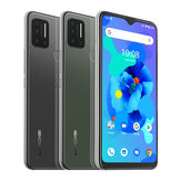 UMIDIGI A7 Global Bands 6.49 inch Waterdrop Display Android 10 4150mAh 16MP Quad Rear Camera 2+1 Cart Slots 4GB 64GB Helio P20 4G Smartphone