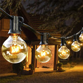 G40 String Lights 220V/110V Outdoor Indoor Party Garden Christmas Home Decoration Fairy Lamp Waterproof IP54