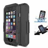 IPX8 Waterdichte Zak Tas Case Cover Fiets PhonE-Mount Holder Voor iPhone 6 6s 4,7 inch