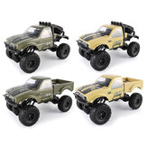 RBR/C RLB-924 Half RC Car Crawler Off-Road Vehicle Models