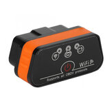 KONNWEI KW901 Wifi ELM327 V1.5 OBD2 Car Scan Tool Diagnostic Scanner Engine Reader para IOS Android Phone
