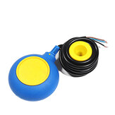 Float Switch 1/2/3/4/5m Water Tank Level Controller Sensor Fluid Contractor Pump