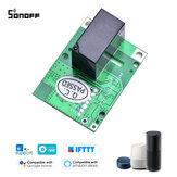 SONOFF® RE5V1C Módulo de relé 5V WiFi DIY Interruptor Salida de contacto seco Modos de trabajo de autobloqueo / APLICACIÓN / Control de voz / LAN para el hogar inteligente