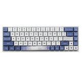120 клавиш в китайском стиле Keycap Set XDA Profile PBT пятисторонние сублимационные колпачки для Механический Клавиатура