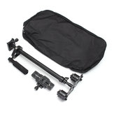 S80 Adjustable Steadicam Handheld Stabilizer With Bag For DSLR Camcorder Camera