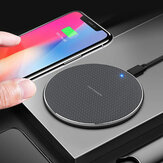 Bakeey 10W Wireless Charger Pad Fast Charging Support i8 or above HUAWEI P40 Pro Note10 5G+