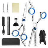 Ciseaux Flat Cut Bangs Cut Teeth Cut Household Haircut Toolset