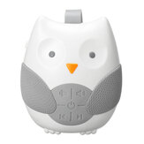 Tragbare Baby Musik Schlaf Schnuller Kinder schlafen Timing White Noise Machine