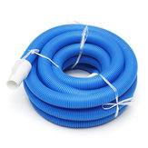 Blue 9M/12M/15M Pool Cleaner Hose Swimming Pool Suction Pipe Cleaner