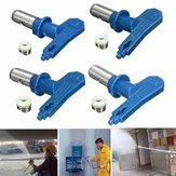 2 Series 11-17 Голубые безвоздушные распылительные пистолеты для Wagner Atomex Titan Paint Spray Tip