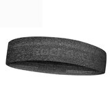 ROCKBROS Sports Headband Absorção de suor Reflective Banda Aptidão Yoga Running Headband