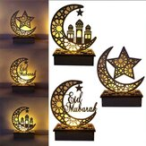 Stereo Palace Lamp LED Eid Mubarak String Light Ramadan Kareem Islam Decoratie