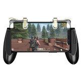 PUBG Mobil Oyun için GameSir F2 Katlanabilir Telefon Tutucu Gamepad Tetik Yangın Asistanı Parçalar