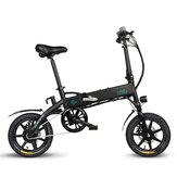 [EU Direct] FIIDO D1 36 В 250 Вт 11,6 Ач 14 дюймов Складной велосипед для мопеда 25 км / ч Макс. 90 км Пробег Электрический велосипед