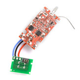 Eachine E58 RC Quadcopter Spare Parts Receiver Board with High Hold Mode Switch Board