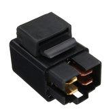 Zwart Starter Relais Solenoid Reparatiefix voor Yamaha WARRIOR 350 29u-81950-93-00