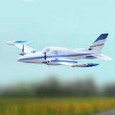 Dynam Cessna 310 Grand Cruiser V2 1280mm Wingspan EPO Scala RC aereo PNP