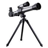 TelescopioRifrattoreastronomicoperprincipianti170mm per bambini campeggio Treppiedi rifrattore per oculare