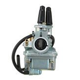 Carburateur Luchtfilter & Gaskabel voor Yamaha PW80 Crossmotor Carb 1983-2006