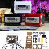 WangDaTao YD-BT001DIY多機能ワイヤレスbluetoothオーディオ電子キットラジオアンプオーディオ制作キット