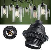 E26 / E27 Retro Vintage Light Socket Keyless Opknoping hanglamp plafondlamp Holder