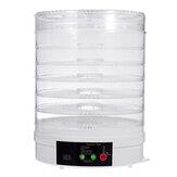 7 Layer Electric Food Dehydrator Fruit Dryer Veg Preserver Machine 350W