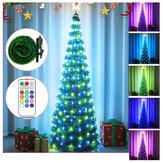 Işık Dize Işık Dize ile 2020 Noel Ağacı Uzakdan Kumanda LED Ev Noel Dekorasyon için Dize Işıklar
