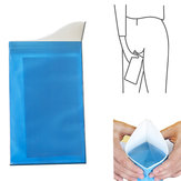 Honana TX-982 Bathroom Portable Mini Emergency Toilet Urinate Bag Travel Outdoor Pee Vomiting Bag