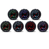 Racing Car Turbo/Boost/EGT Exhaust/Temp/Oil Pressure Gauge Meter 7 Colors