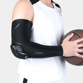 1PCS Sports Arm Sleeves Anti-Impact Compression Non-slip Hand Protection Tools Outdoor Basketball Football Hiking Cycling Protective Gear