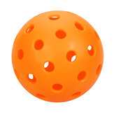 6Pcs 40 Hole High-Vis Optic Pattern Pickleball Balls For Game Practice Training Toys