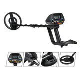MD-4080 High Sensitivity Metal Detector Adjustable Gold Track Search Underground Iron Finder Treasure Hunter Detector