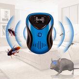Ultraschall 4 Modi Einstellbare elektronische Mückenschutz Plug-in Indoor Pest Ratten Mäuse Kakerlaken Spider Pest Repeller