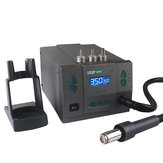 Quick 861X 1300W Super Power Soldering Station Rework Station Hot Air G-un