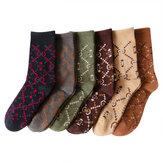 Terry megvastagodott téli zokni női pöttyös fonal színű japán koreai stílusú meleg zokni