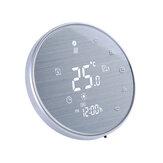 واي فاي تحكم في درجة الحرارة LCD عرض التحكم في درجة حرارة المياه التدفئة الأرضية الموقد