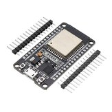 2 stuks Geekcreit® ESP32 WiFi + bluetooth Development Board Ultra-laag stroomverbruik Dual Cores Unsoldered