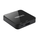 WEGGIEG 1 In 2 Out HDMI Switch Splitter 4K * 2K @ 60Hz HDMI Converter Hub с интерфейсом источника питания