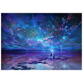 DIY 5D Diamond Painting Kit Starry Sky Handgemaakte Craft Cross Stitch Embroidery Home Wall Decorations