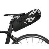 BIKIGHT8L/10LÀProva D 'Água Nylon Assento Da Sela Da Bicicleta Ciclismo Bolsa Alforjes Da Bicicleta Assento Pacote Refletivo Bolsa